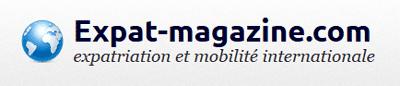 Logo Expat Magazine